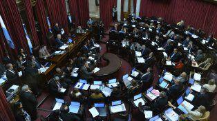 Iniciativa. En el Senado nacional Pinedo ingresó un proyecto que afecta los intereses de Santa Fe.