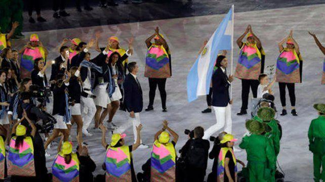 El video de la delegación argentina que te va a poner la piel de gallina