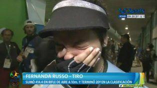 Más que un oro: la emoción de la tiradora argentina de 16 años al conocer su posición final