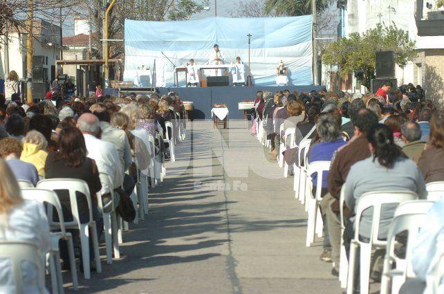Disposición. Está programado que se celebren misas desde las primeras horas de la mañana y durante toda la jornada. Se espera una multitud en cada una de las actividades.