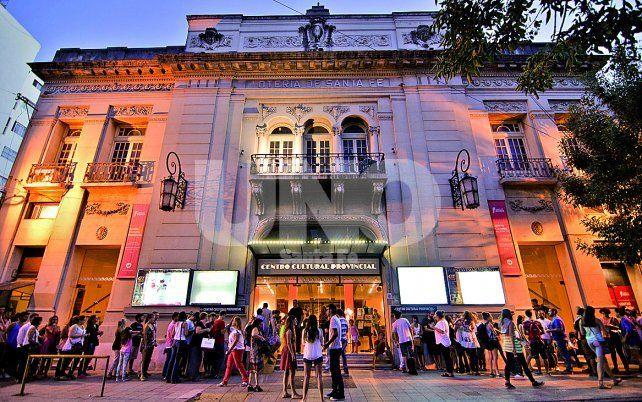 Puntal del arte. El Centro Cultura Provincial semana tras semana convoca con diversos espectáculos.