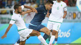 Argentina ganó y sueña con la clasificación en Río