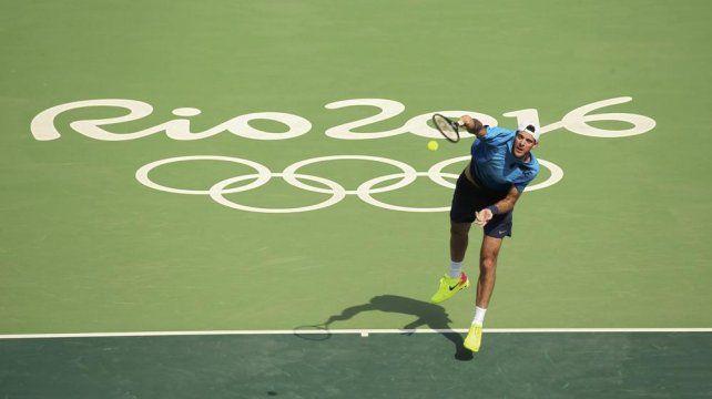 Del Potro dio el batacazo olímpico y derrotó a Djokovic en el debut en Río 2016