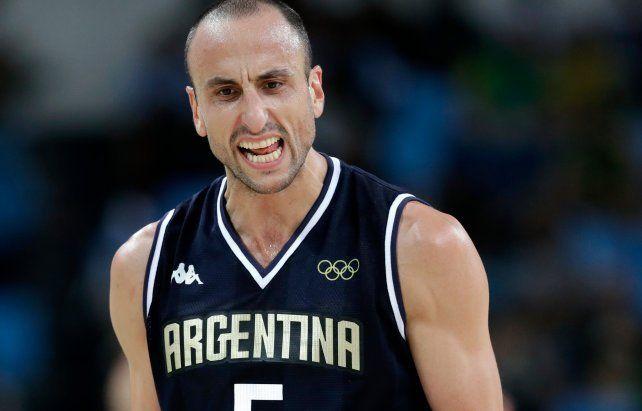 El básquet argentino derrotó a Nigeria y enciende su ilusión en Río de Janeiro