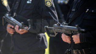 Asumen los nuevos jefes de la policía de la Unidad regional I de Santa Fe