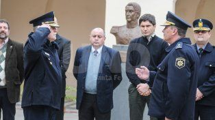 Asumieron los nuevos jefe y subjefe de la URI de la policía del departamento La Capital