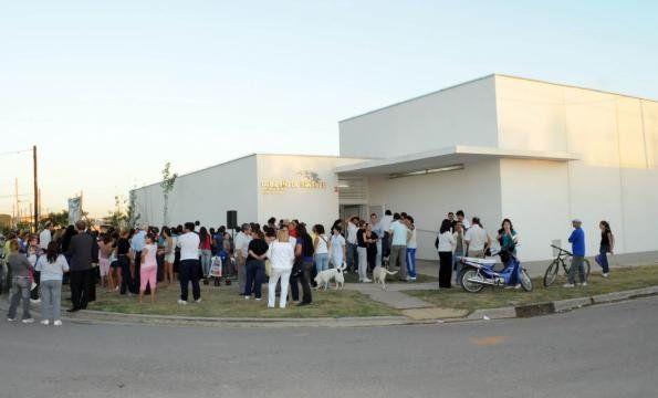 En el barrio René Favaloro, la Defensoría del Pueblo continuará esta semana con la atención a vecinos de Santa Fe