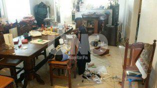Robaron y saquearon la casa de un empresario en Nelson