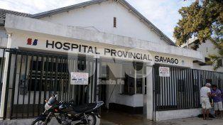 Sayago. Será el encargado de recibir a los pacientes que estaban internados en el Vera Candioti.
