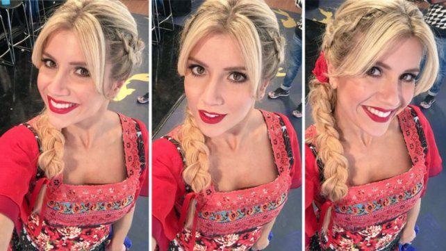 Laurita Fernández publicó una misteriosa foto tras el coqueteo entre Fede Bal y Pampita