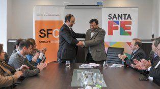 Municipio y Provincia mejorarán el alumbrado público de barrio Pompeya
