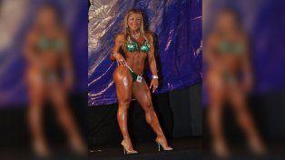 Se encuentra en grave estado la santafesina campeona argentina de Fitness