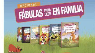 A partir de este miércoles llegan a Diario UNO fábulas para leer en familia