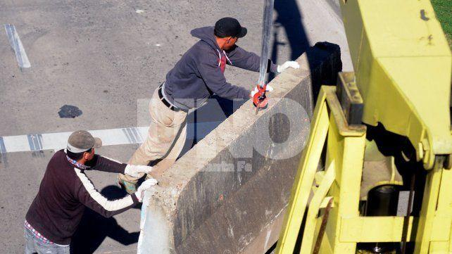 Súper TC2000: comenzó el armado del circuito callejero