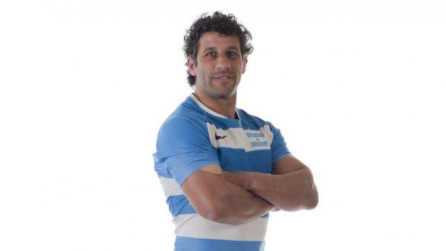 El santafesino Nicolás Bruzzone jugará con Los Pumas ante Fiji