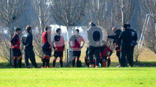 El plantel sabalero jugará su cuarto amistoso ante Instituto en el Brigadier López a puertas cerradas