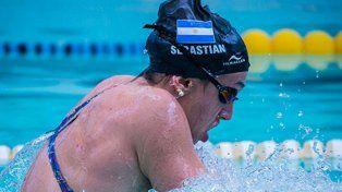 La santafesina Julia Sebastián ganó su serie pero quedó eliminada