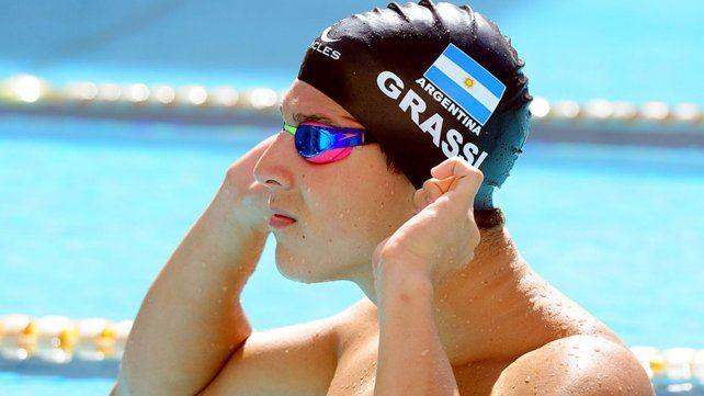 Hoy debuta en Río el santafesino Santiago Grassi: Tengo buenas sensaciones