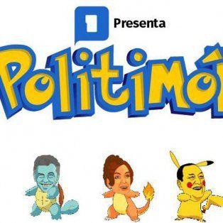 asi seria pokemon go con los politicos argentinos