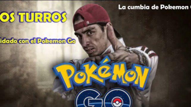 Llegó la cumbia villera de Pokémon Go