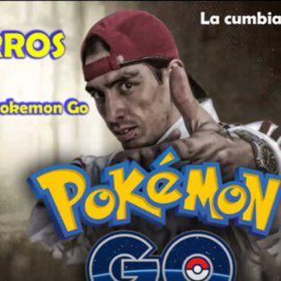 llego la cumbia villera de pokemon go
