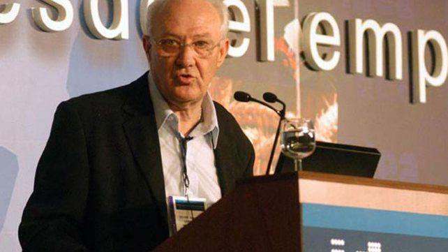 El PJ designó a Oscar Lamberto como presidente de la AGN en reemplazo de Echegaray