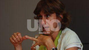 Augsburger recordó a Ana María Acevedo y se mostró preocupada por las denuncias de organizaciones de mujeres en el último tiempo