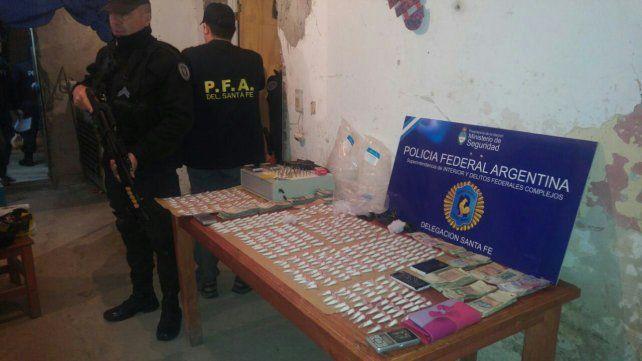 Incautaron dosis de cocaína por un valor de 150 mil pesos