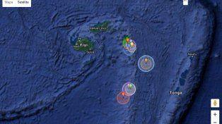 Un terremoto de magnitud 7,6 desata alerta de tsunami en el Pacífico sur