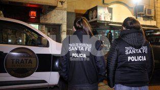 La Agencia de Trata allanó conocidos locales nocturnos de la ciudad