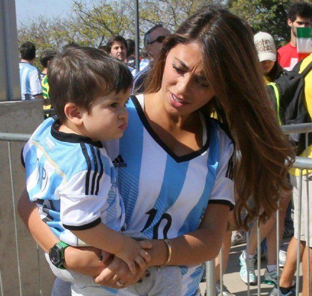Magia: Antonella Roccuzzo celebró en Instagram el regreso de Messi. Mirá la foto