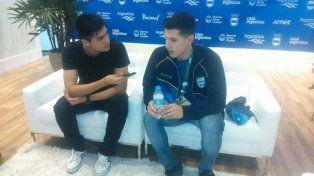 Santiago Grassi mano a mano con Diario UNO luego de su debut en los Juegos Olímpicos de Río de Janeiro.