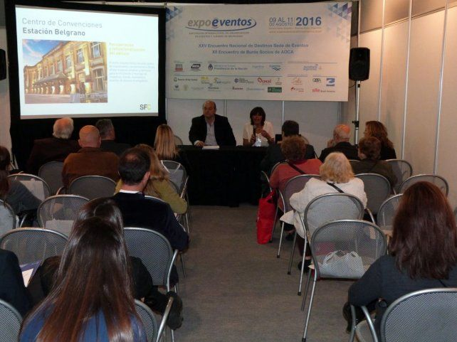 Expoeventos: la Ciudad concretó más de 30 rondas de negocios con empresas interesadas en el destino