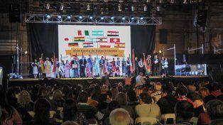 Comenzó la XXIII Fiesta de las Colectividades en la Estación Belgrano