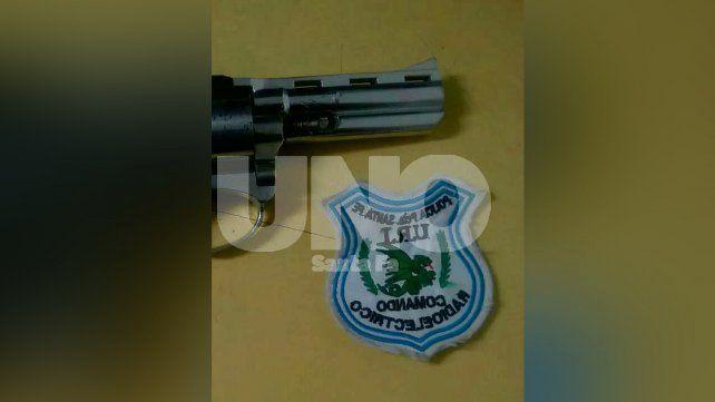 B° San José: aprehendieron a violentos delincuentes armados