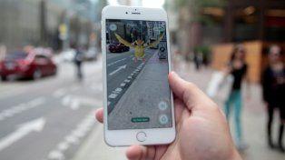 Jugaba al Pokemon Go y descubrió algo impensado