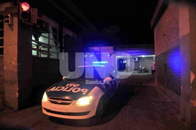 Los tres heridos de arma de fuego en la ciudad de Santa Fe fueron trasladados al hospital Cullen