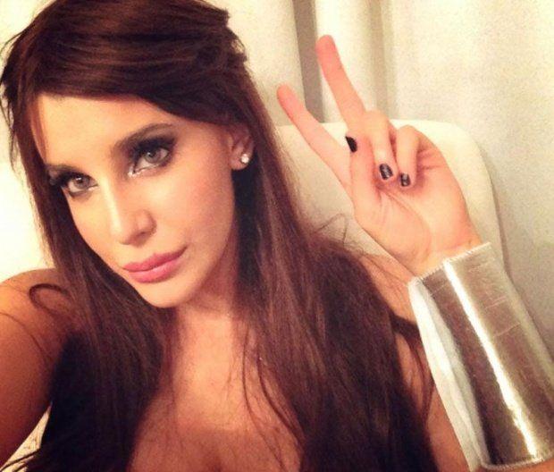 El dolor de Charlotte Caniggia: así quedó por la caída de la escalera