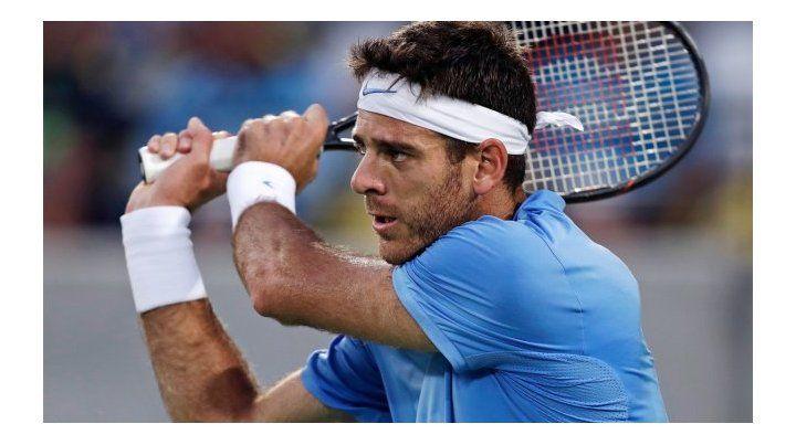 Del Potro avanza en el US Open