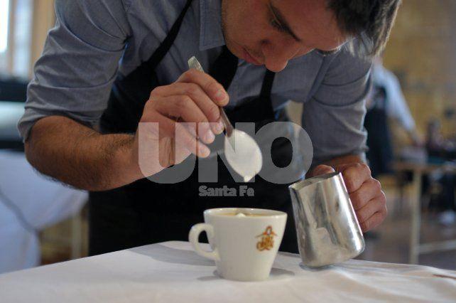 Los artesanos del café intercambiaron consejos y formas de preparación