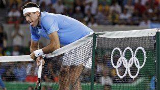 Del Potro es de plata: el gigante argentino dejó todo en la final pero no pudo con Murray