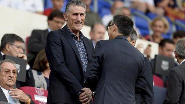 Bauza aseguró que Messi y Mascherano están comprometidos con la selección