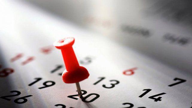 Estos son los cuatro feriados XXL que quedan hasta fin de año