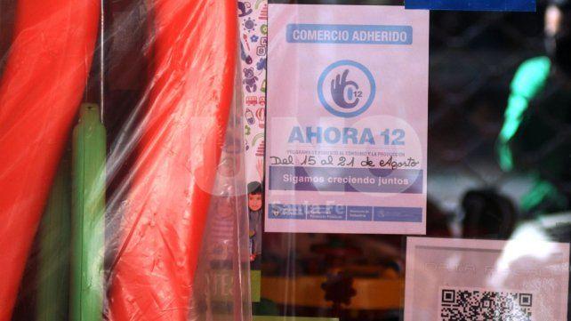 Ahora 12. Genera un alivio a los comerciantes del rubro en una de las fechas más relevantes. Foto: Mauricio Centurión / UNO Santa Fe