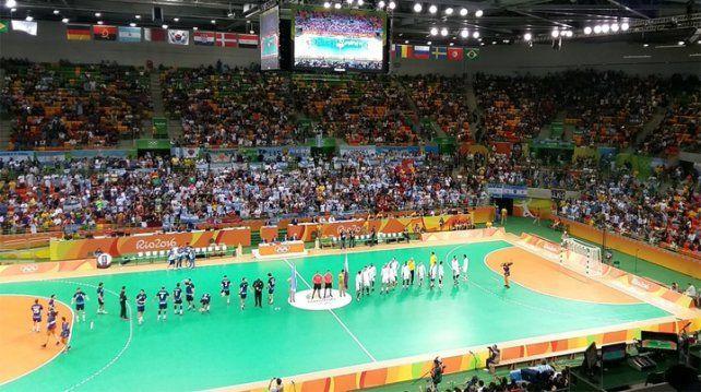 Los Gladiadores cayeron ante Qatar y se despidieron de los Juegos de Río de Janeiro