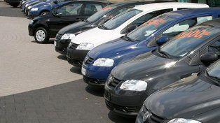 La fuente. Las cifras corresponden a las transferencias de vehículos registradas de manera formal.