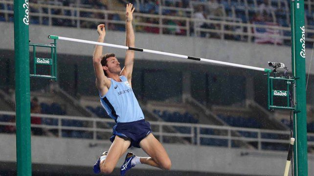 Chiaraviglio cumplió su sueño de ser finalista olímpico y cerró su participación con una gran actuación