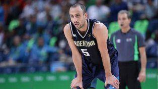 Argentina se cruzará con el Dream Team