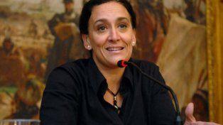 Amenazaron de muerte a la vicepresidenta Gabriela Michetti