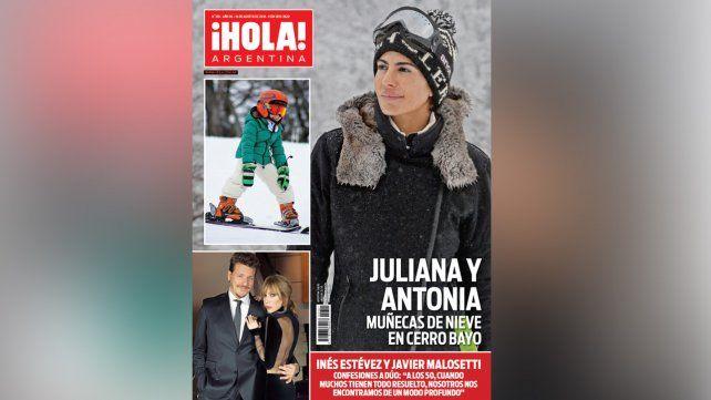 Este jueves pedí una nueva edición de la revista Hola